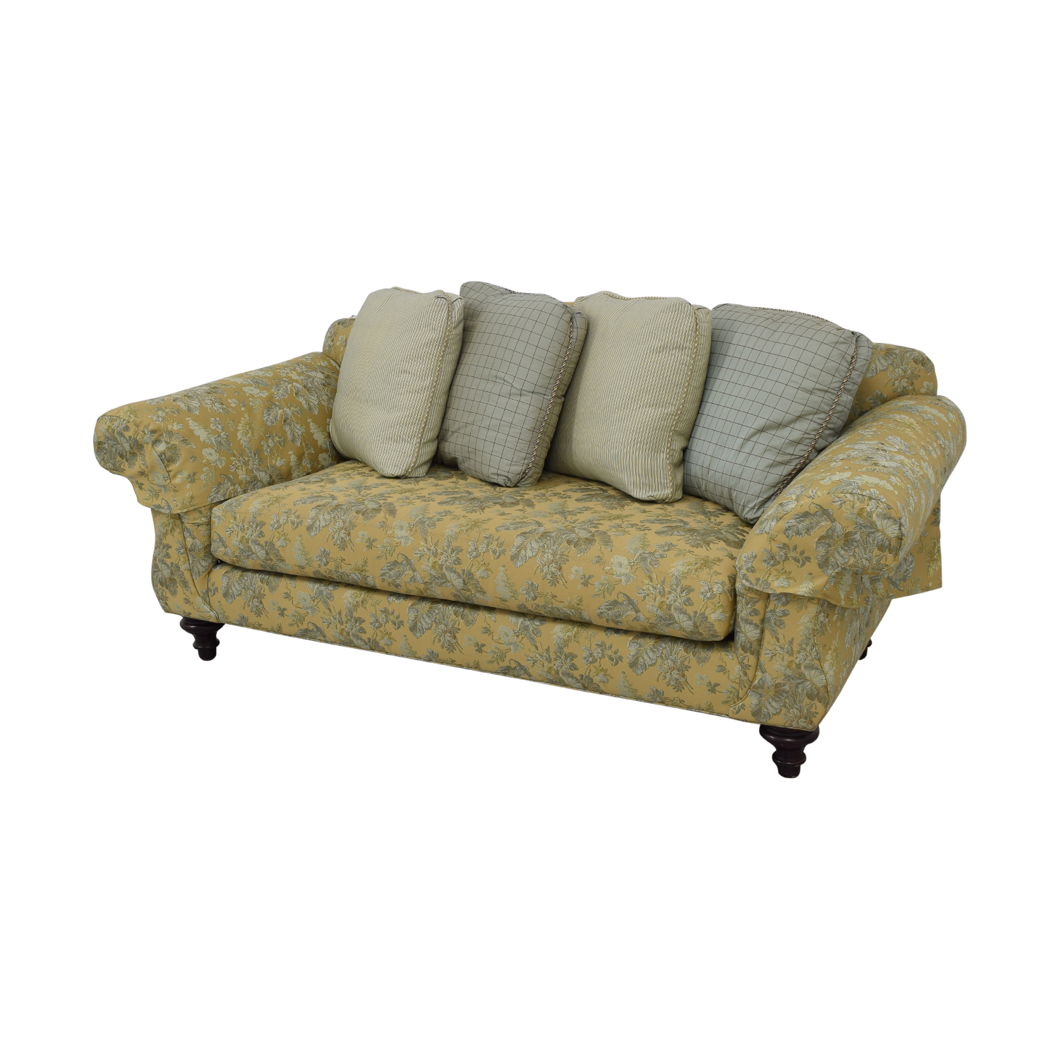 Vanguard Furniture Vanguard Furniture Sofa with Down-Filled Pillows discount