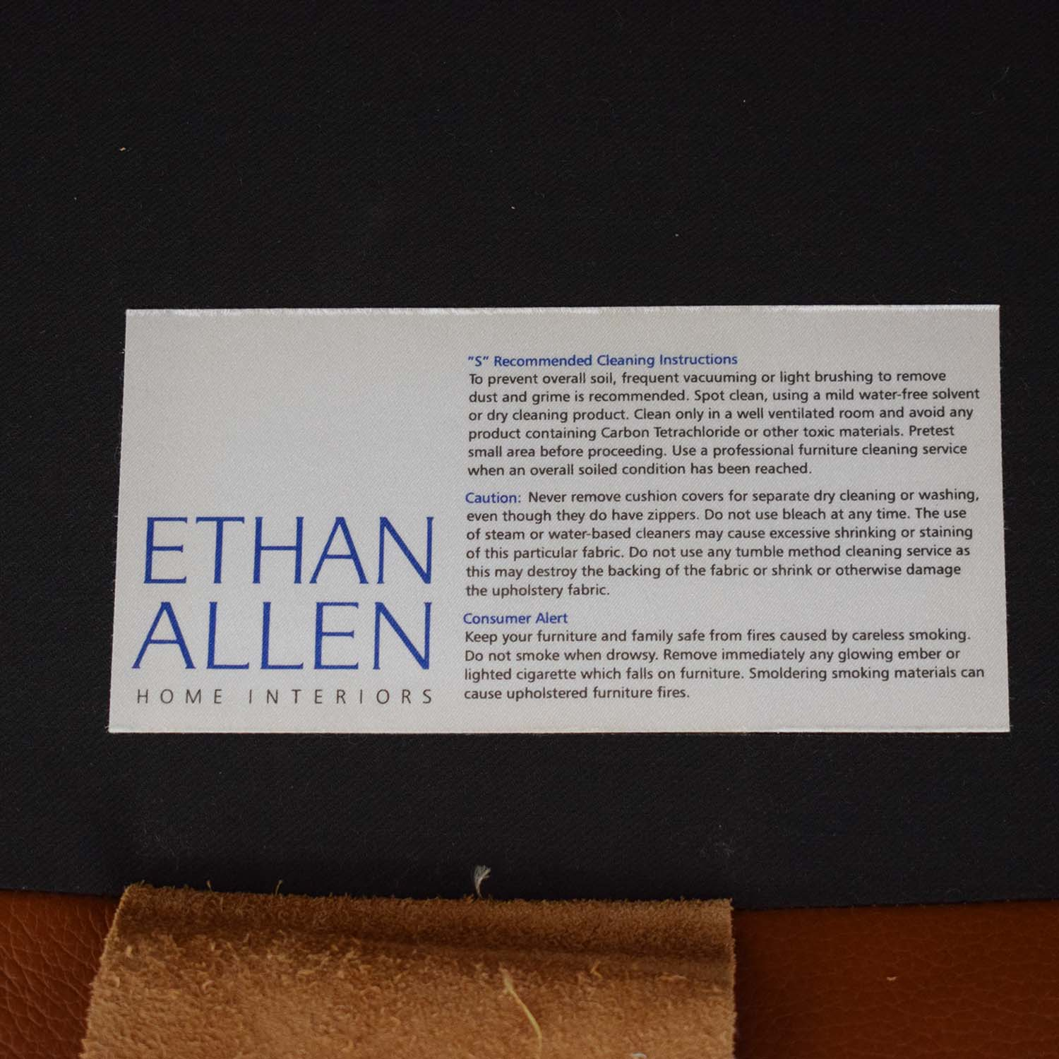 Ethan Allen Ethan Allen Upholstered Accent Chair coupon