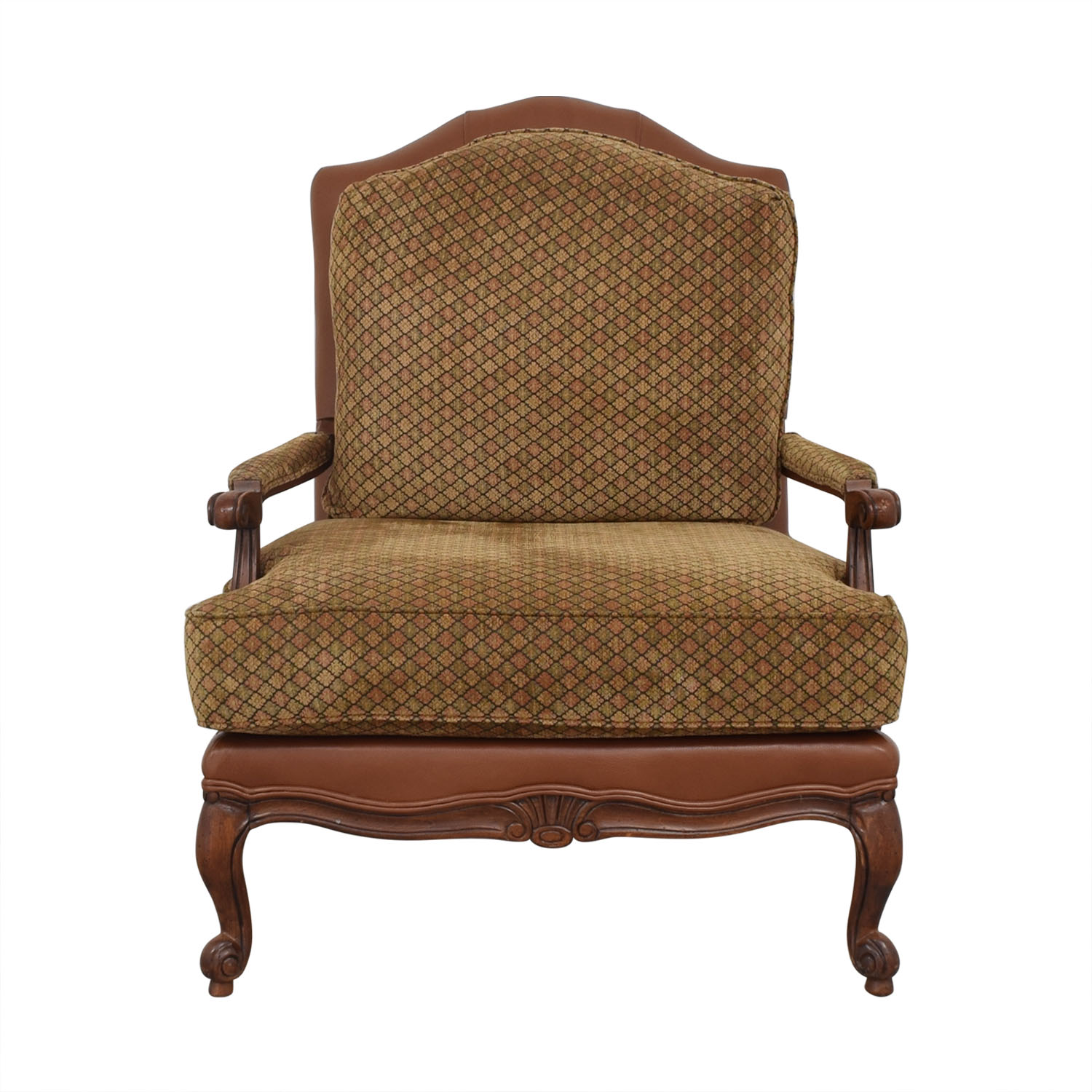 Ethan Allen Ethan Allen Upholstered Accent Chair Chairs