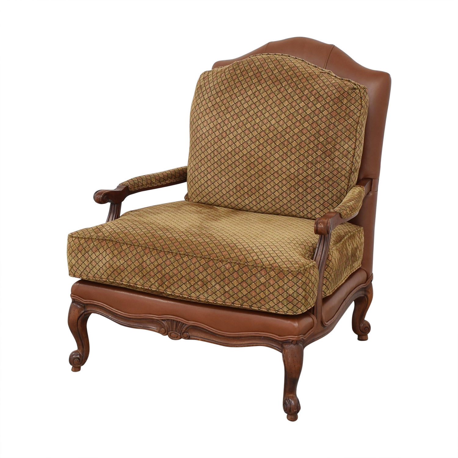 buy Ethan Allen Ethan Allen Upholstered Accent Chair online