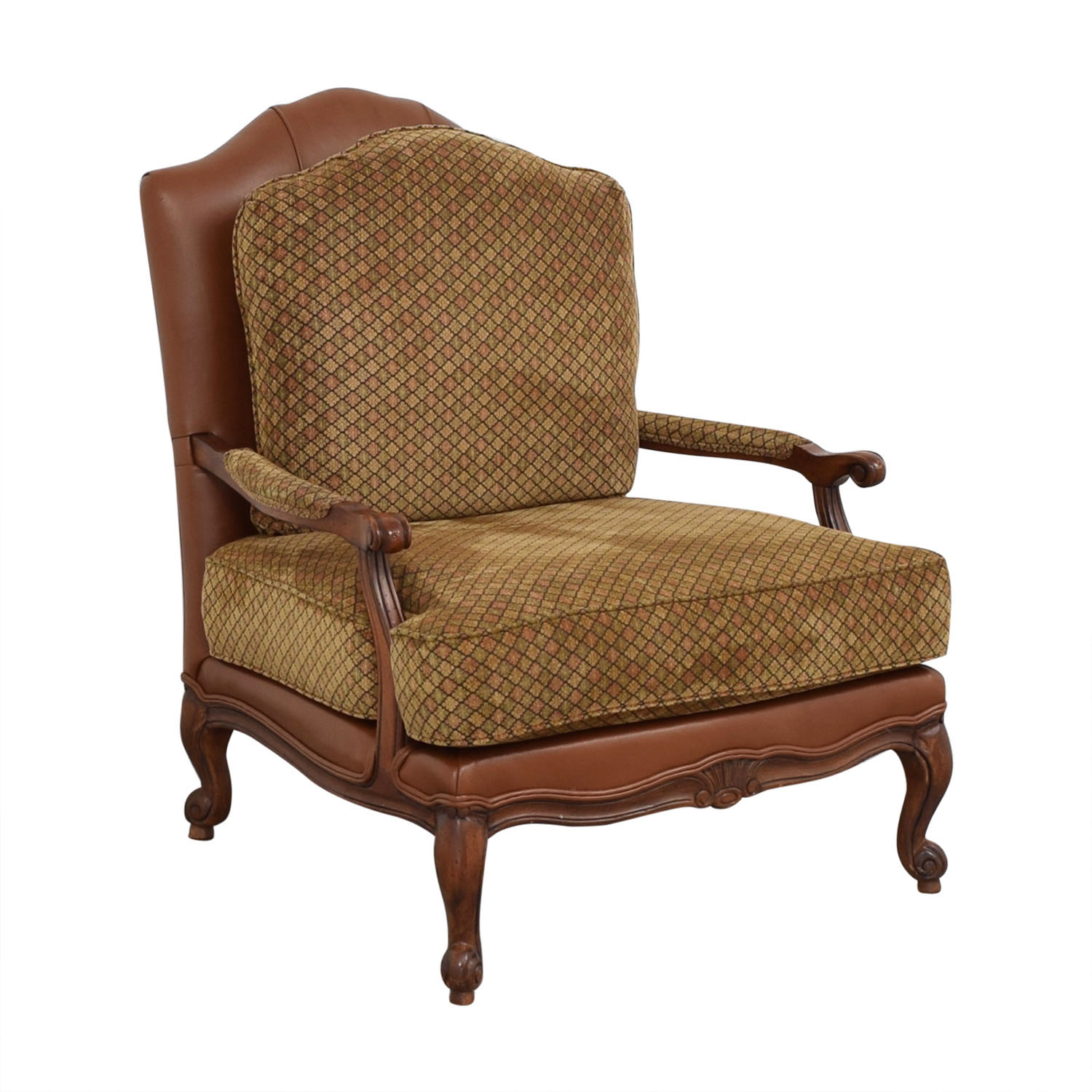 Ethan Allen Ethan Allen Upholstered Accent Chair on sale