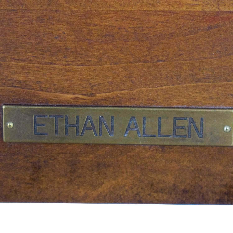 Ethan Allen Ethan Allen Queen Sleigh Bed for sale