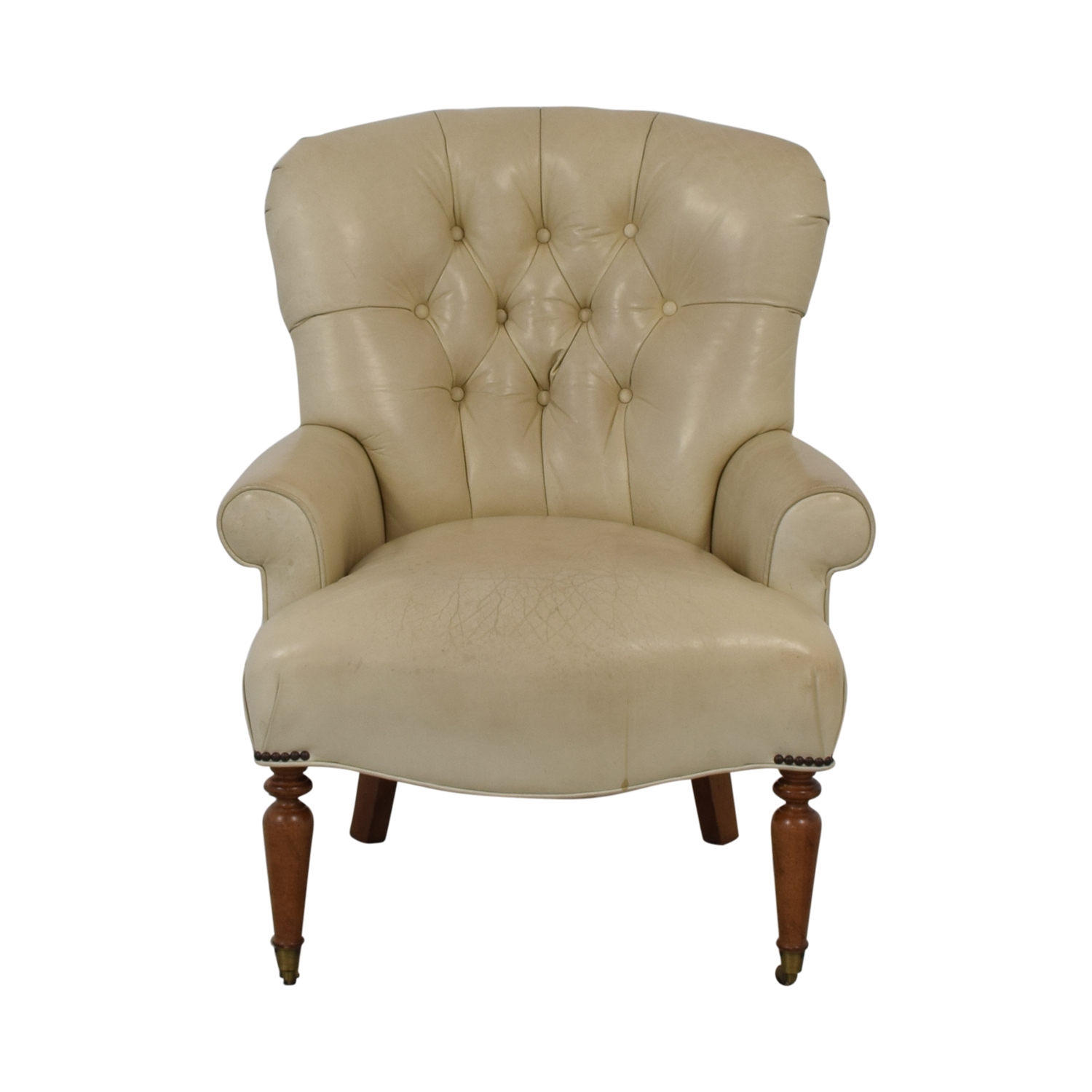 Accent Chairs.87 Off Tufted Accent Chair Chairs