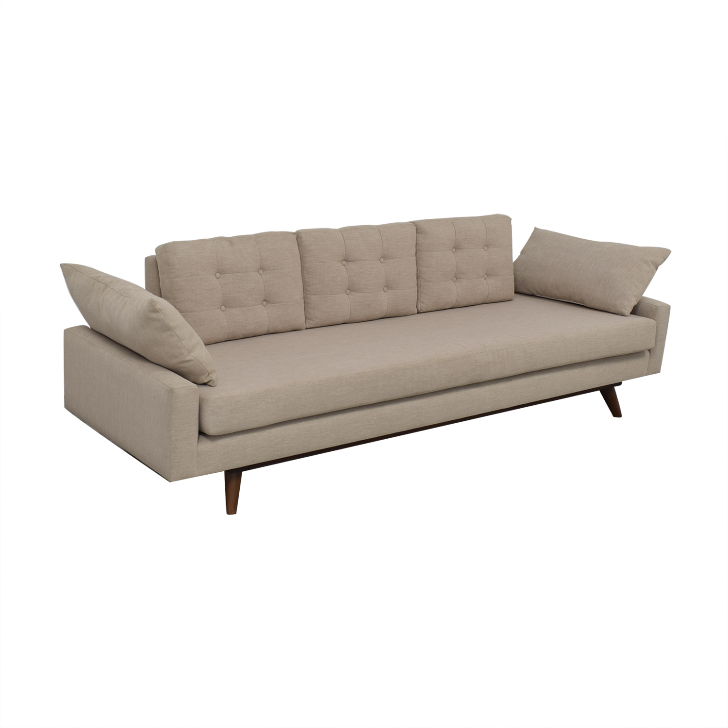 Thrive Thrive Furniture Mid-Century Sofa coupon
