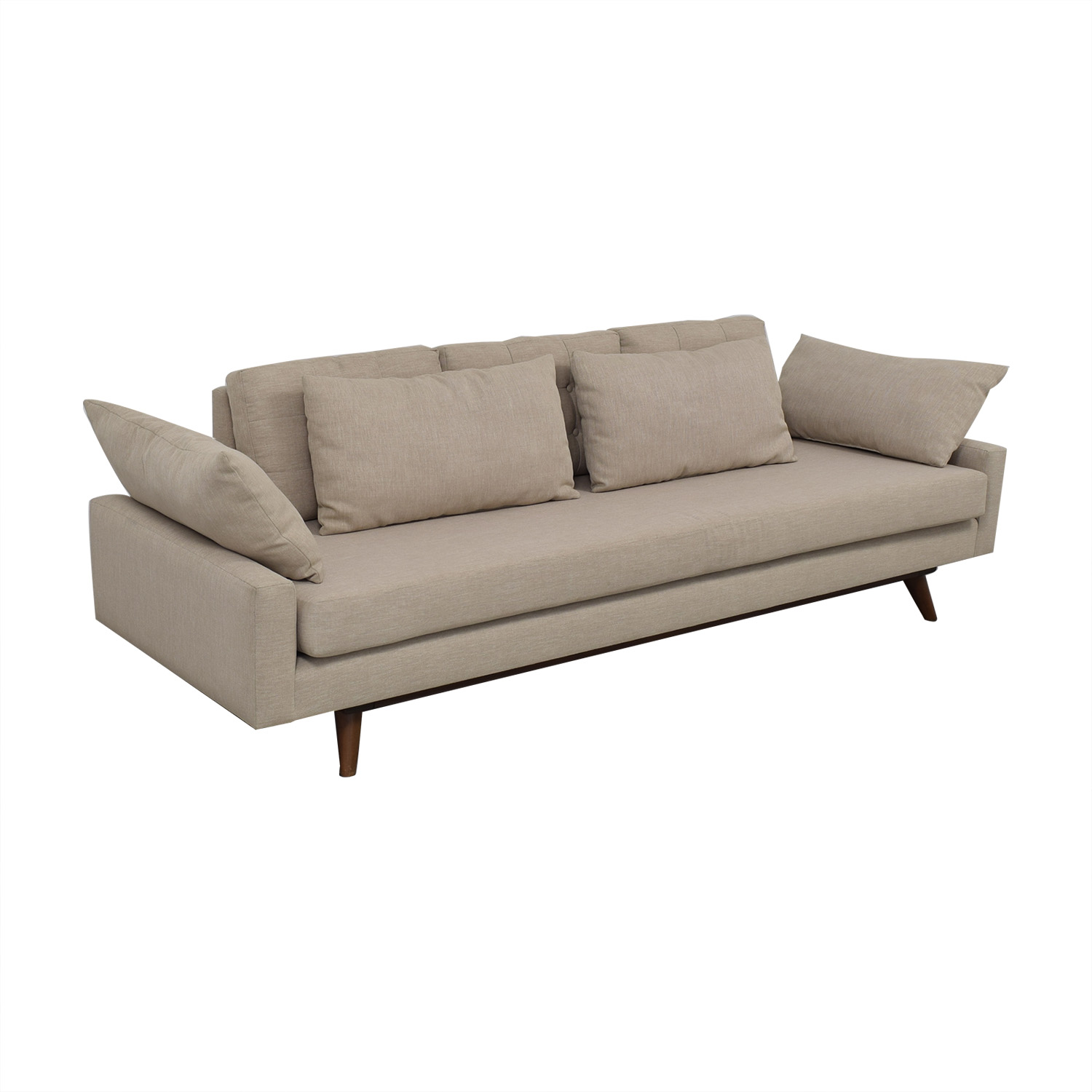 buy Thrive Furniture Mid-Century Sofa Thrive Sofas