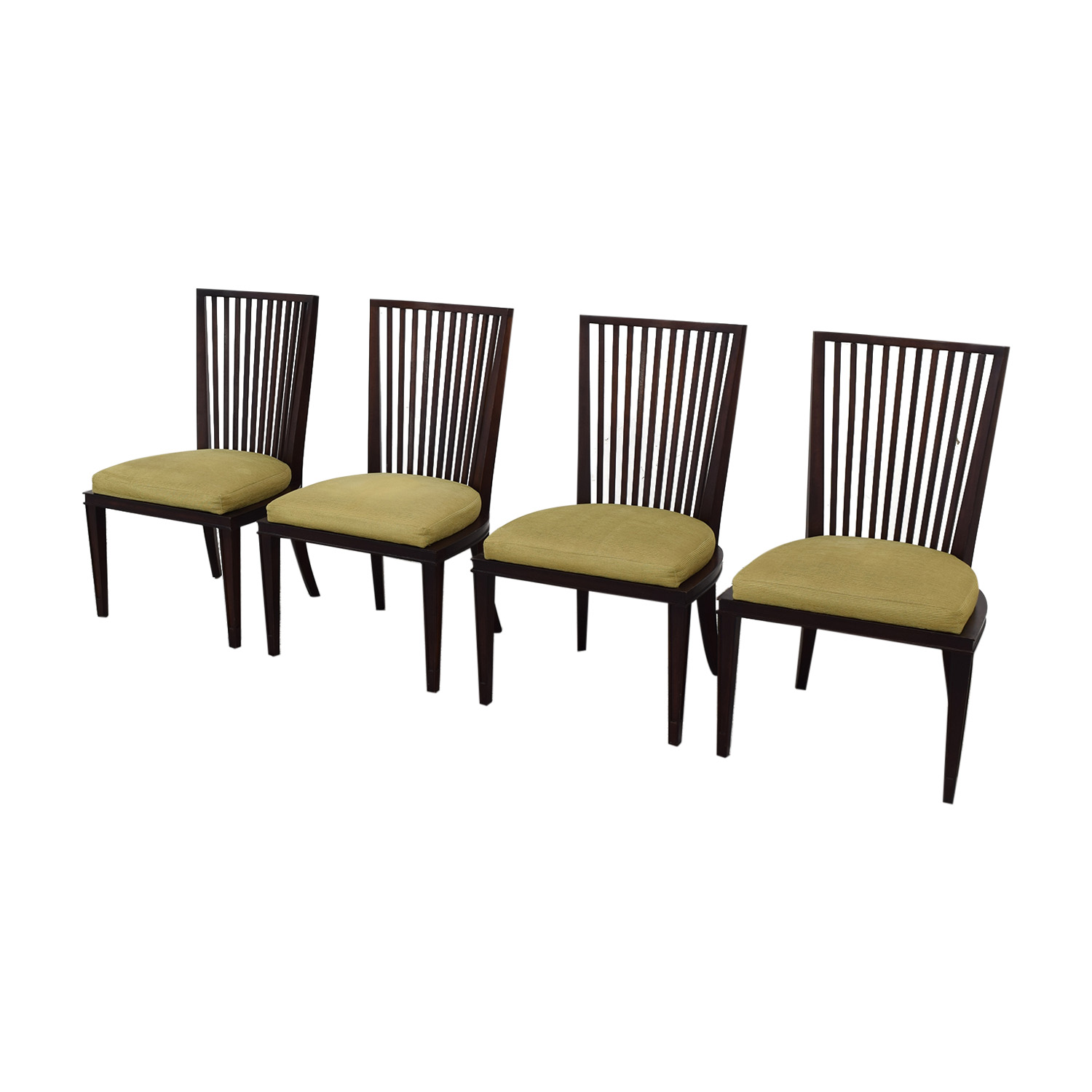 81 Off Baker Furniture Barbara Barry By Dining Room Chairs
