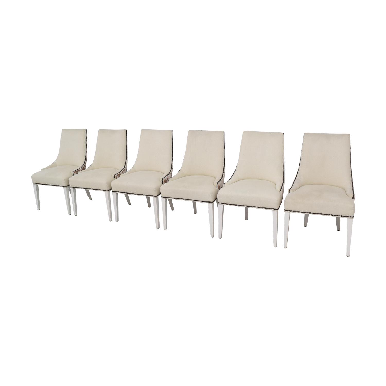 Safavieh Safavieh Cow Print Back Dining Chairs price