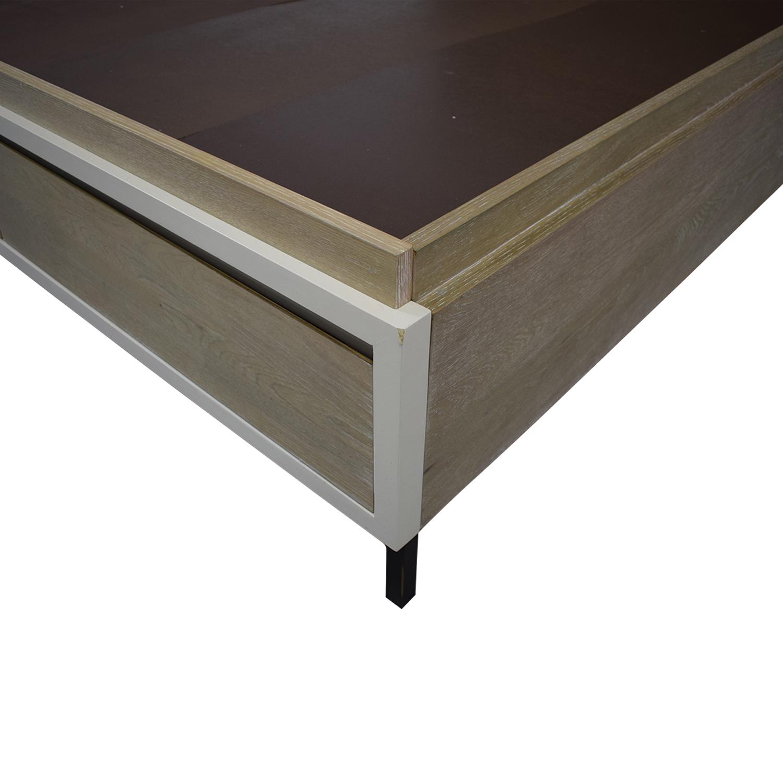 shop Avery Boardman Platform Storage Bed Avery Boardman
