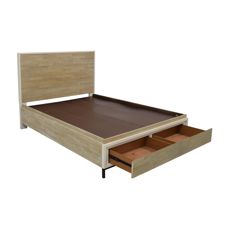 Avery Boardman Avery Boardman Platform Storage Bed second hand