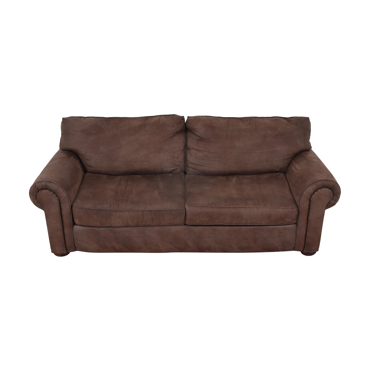 Klaussner Klaussner Two-Cushion Sofa dimensions