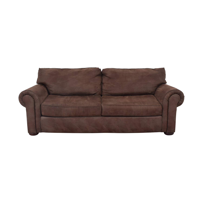 Klaussner Klaussner Two-Cushion Sofa Loveseats