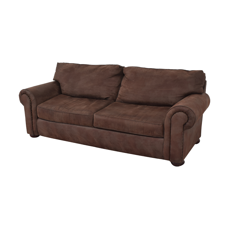 Klaussner Two-Cushion Sofa / Sofas