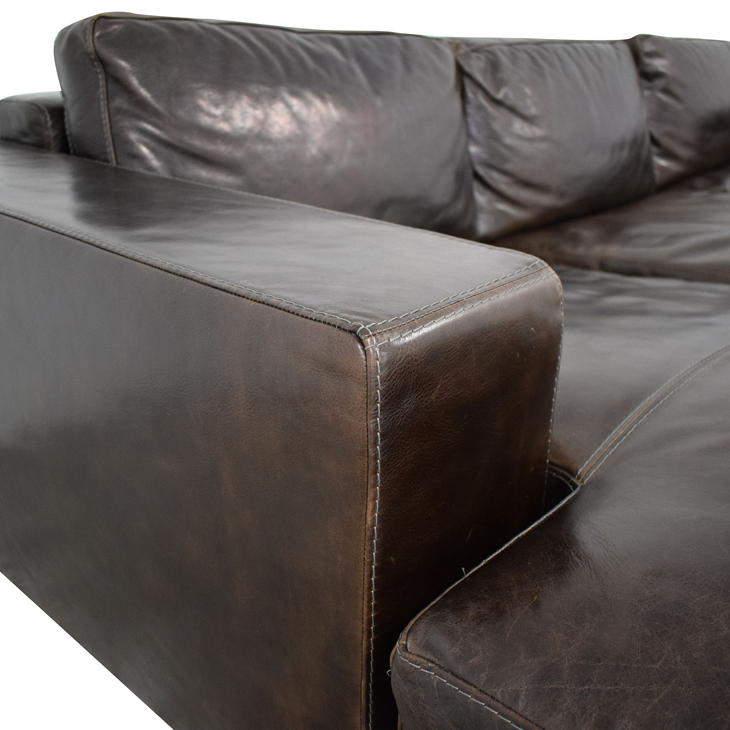 buy Longhi LoveLux Collection Chaise Sofa Longhi Sofas