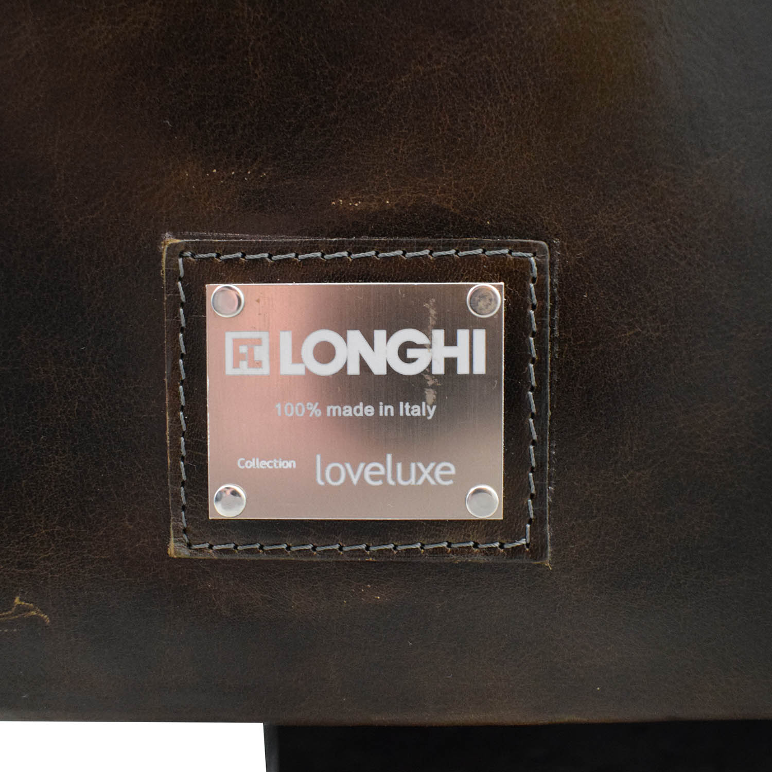 Longhi Longhi LoveLux Collection Chaise Sofa coupon