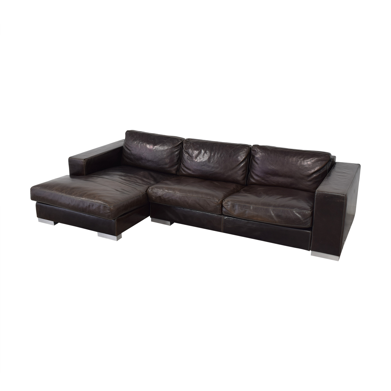 Longhi LoveLux Collection Chaise Sofa Longhi