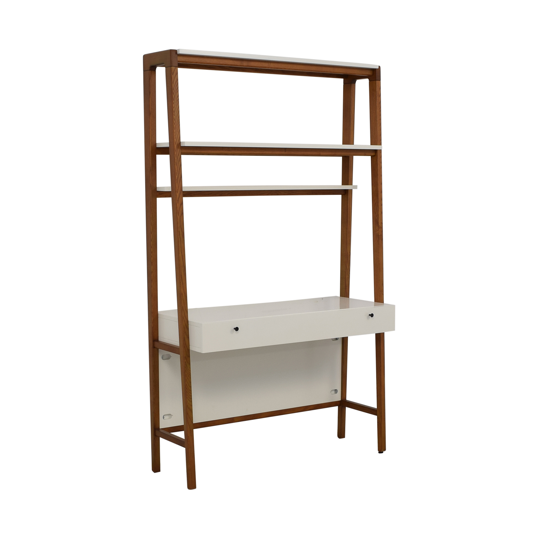 shop West Elm West Elm Modern Wall Desk online