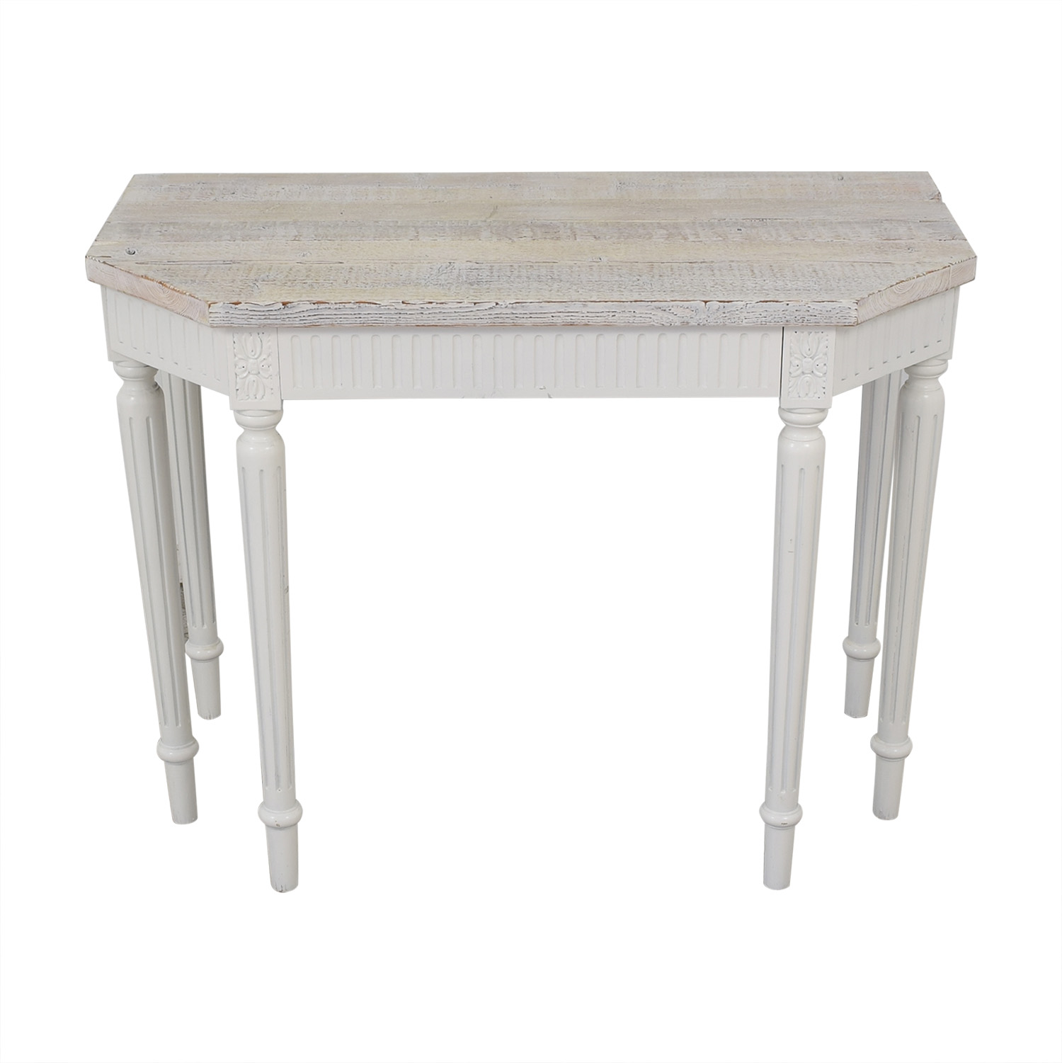 Vintage French Console Table discount