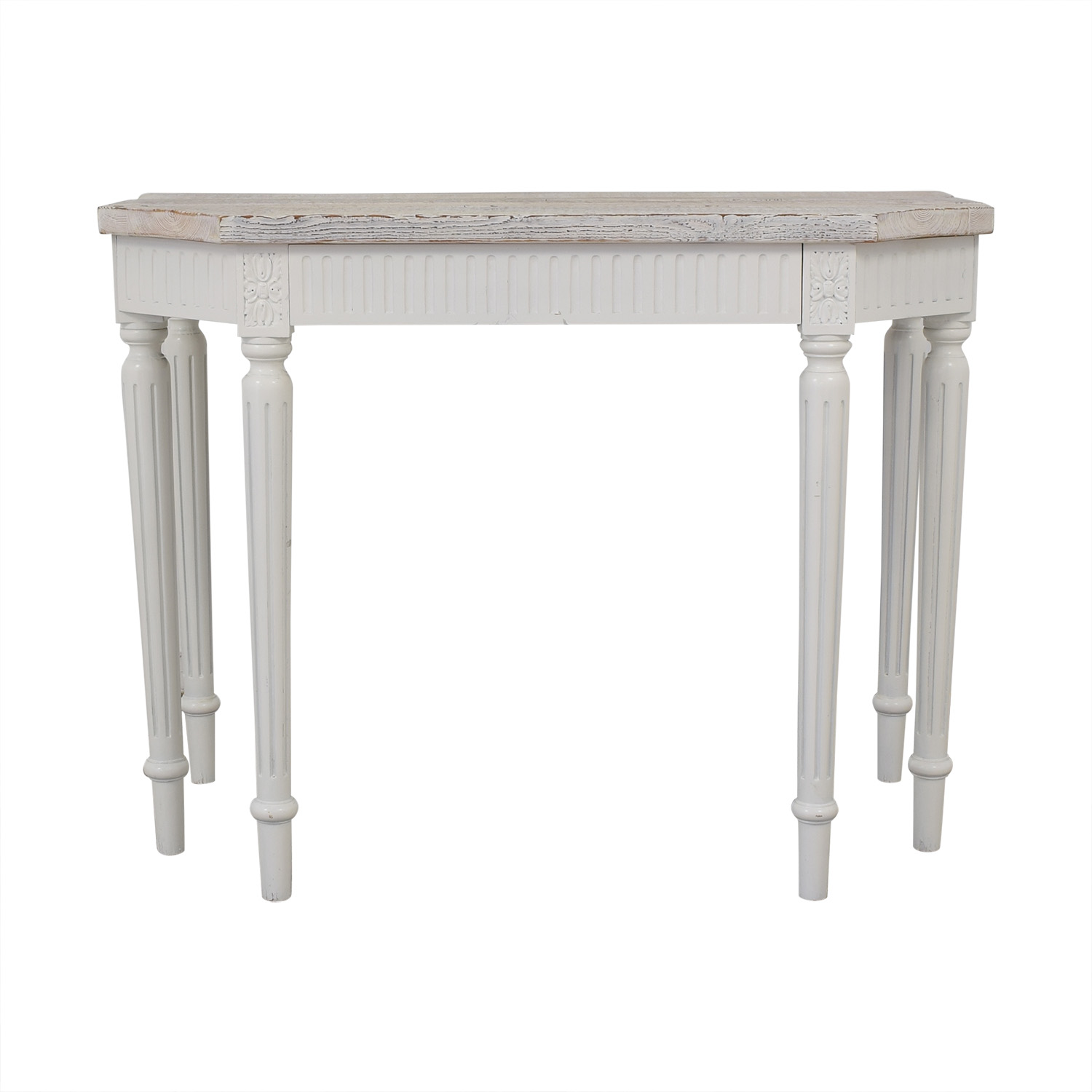 shop Vintage French Console Table  Accent Tables