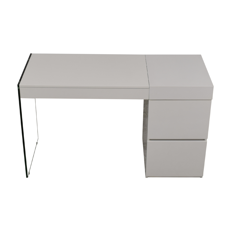 AllModern Casabianca Furniture II Vetro Vanity Desk AllModern