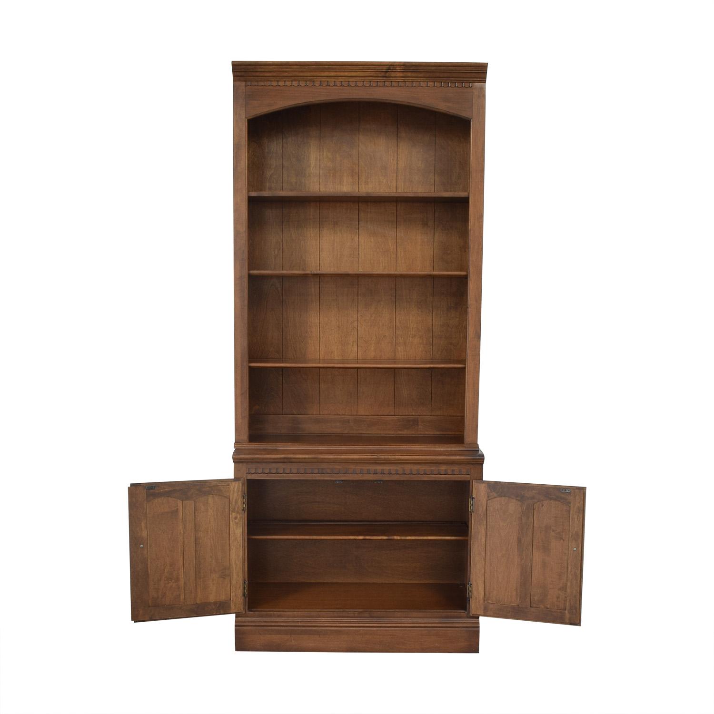 buy Ethan Allen Bookcase Ethan Allen Bookcases & Shelving