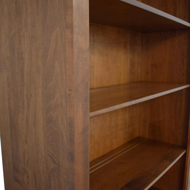 Ethan Allen Ethan Allen Bookcase Storage