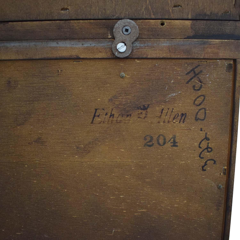 Ethan Allen Bookcase / Bookcases & Shelving