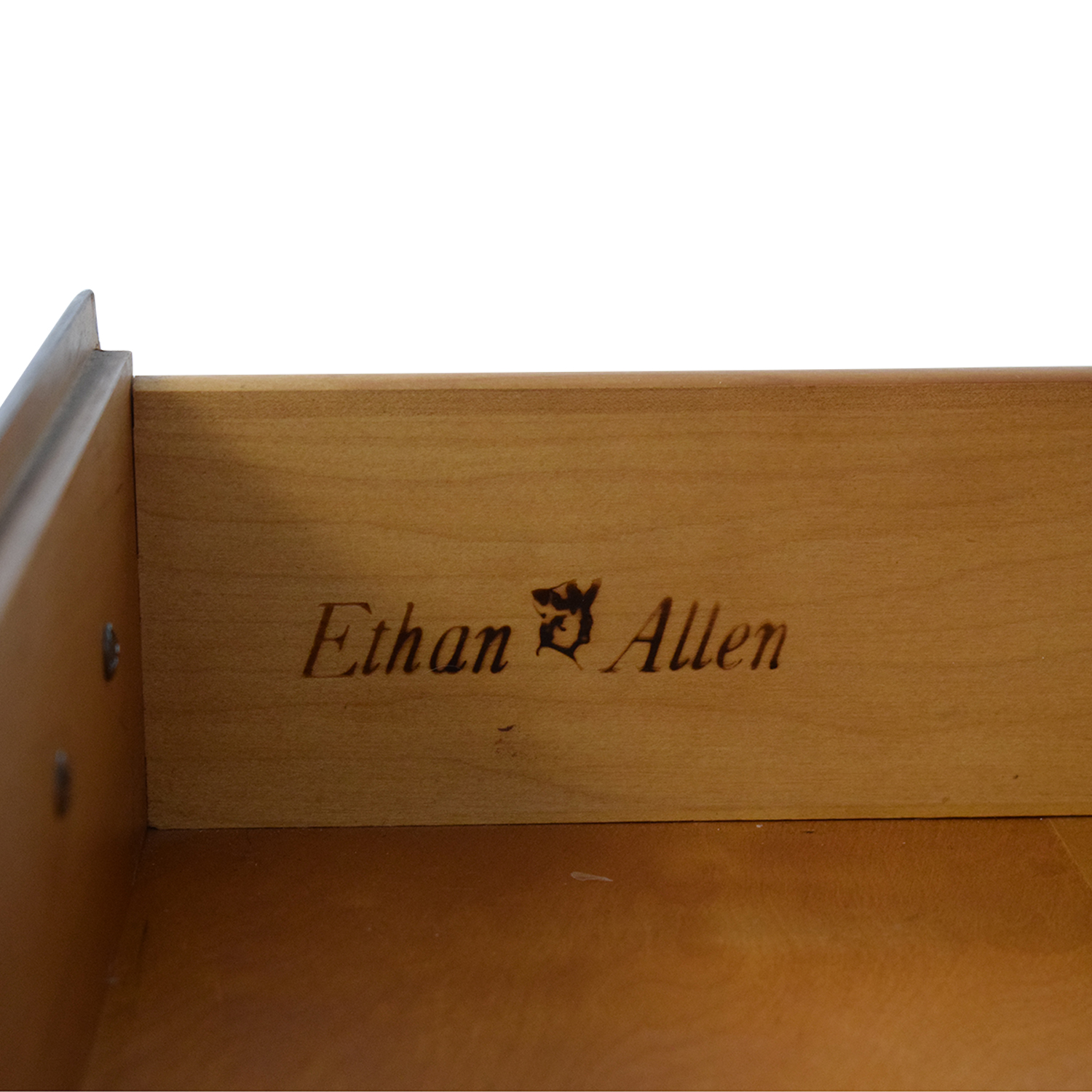 Ethan Allen Ethan Allen Bookcase with Drawers coupon