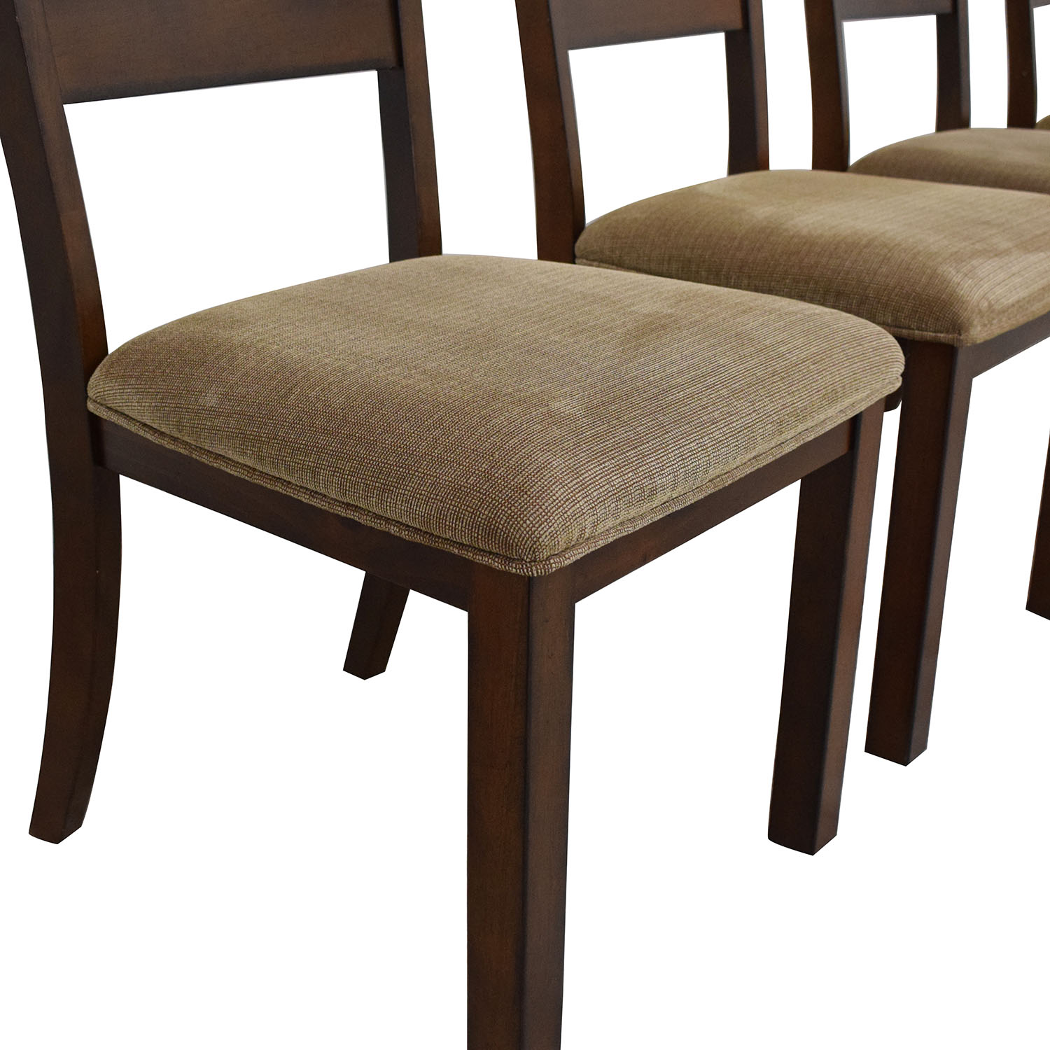 shop Wayfair Wayfair Ladder Back Upholstered Dining Chairs online