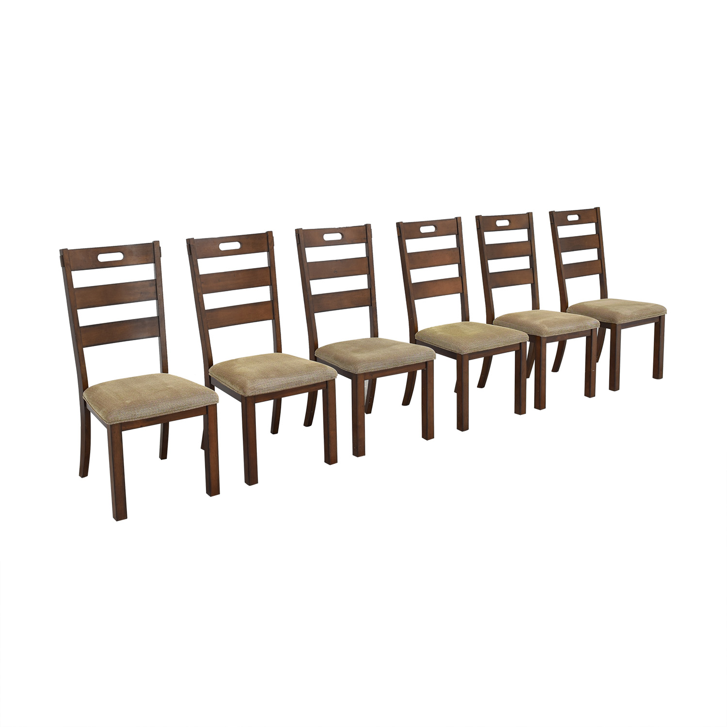 Wayfair Ladder Back Upholstered Dining Chairs Wayfair