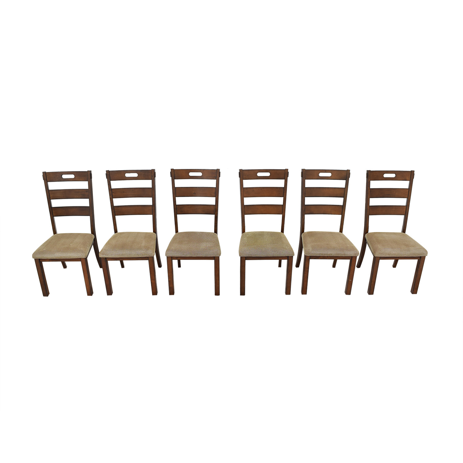 Wayfair Ladder Back Upholstered Dining Chairs sale
