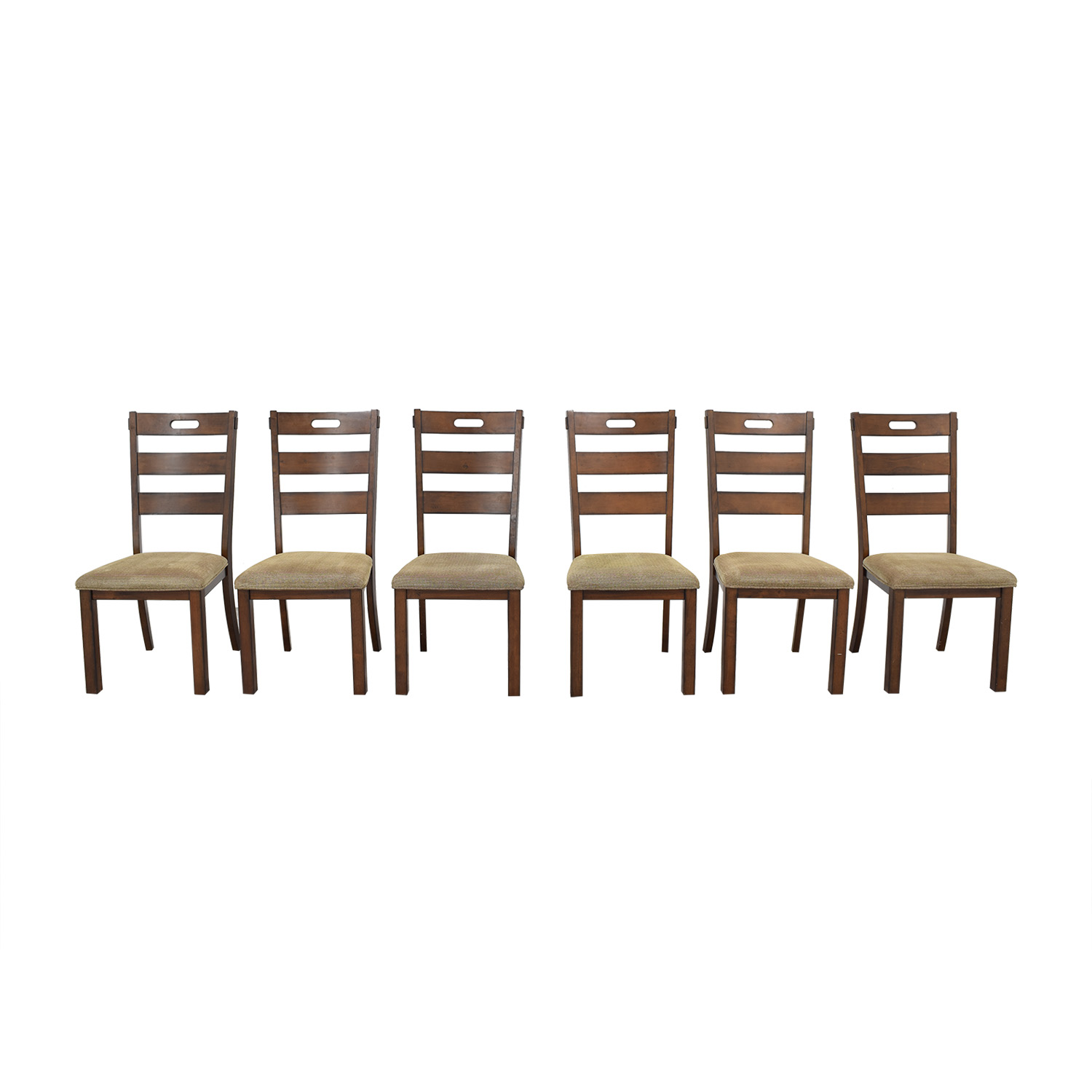 shop Wayfair Ladder Back Upholstered Dining Chairs Wayfair Dining Chairs