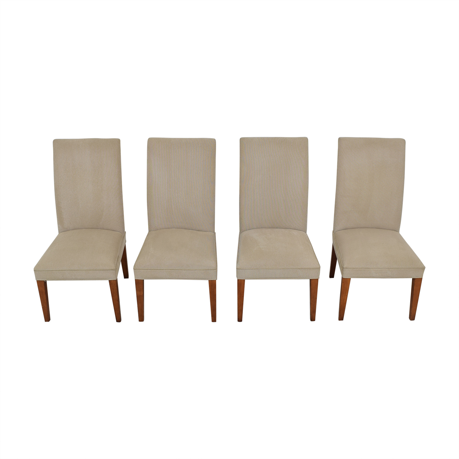 Restoration Hardware Hudson Parsons Chairs / Dining Chairs