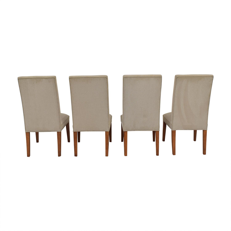 shop Restoration Hardware Hudson Parsons Chairs Restoration Hardware Dining Chairs