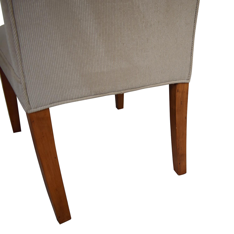 buy Restoration Hardware Hudson Parsons Chairs Restoration Hardware Dining Chairs