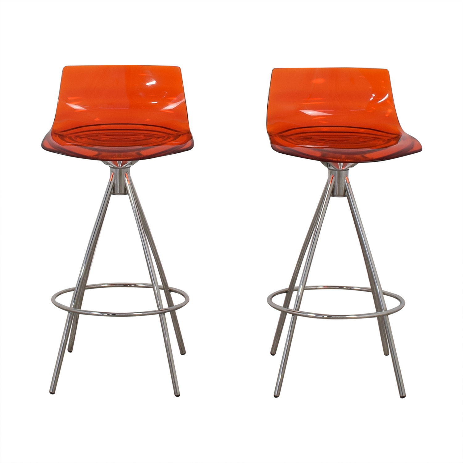 Calligaris l'Eau Counter Stools / Chairs