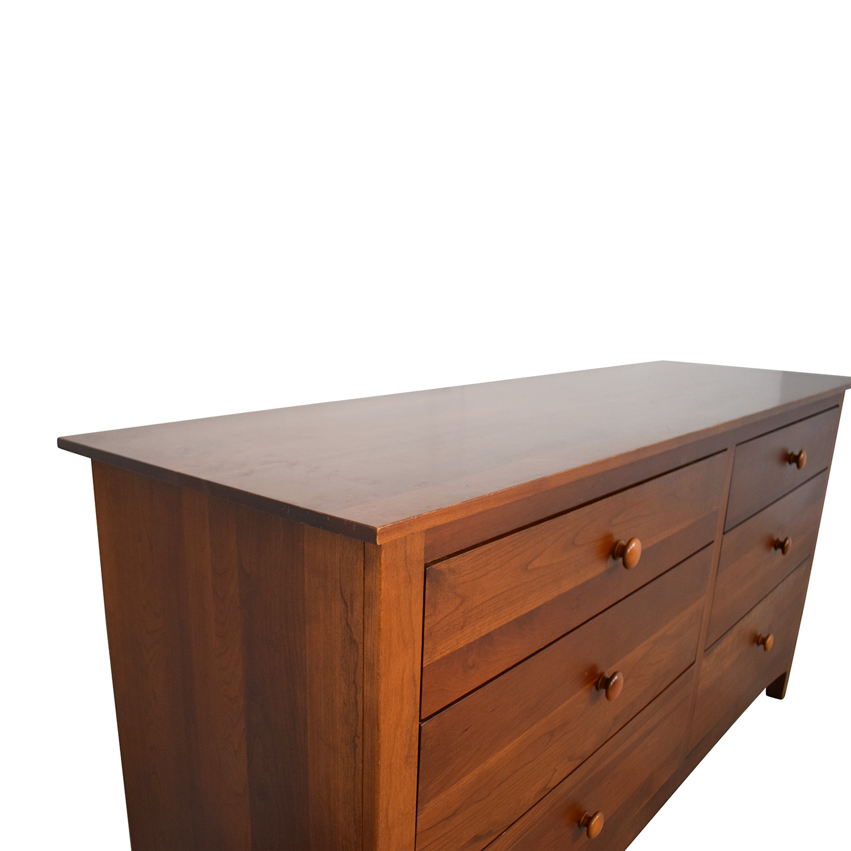 Ethan Allen Ethan Allen Six Drawer Dresser