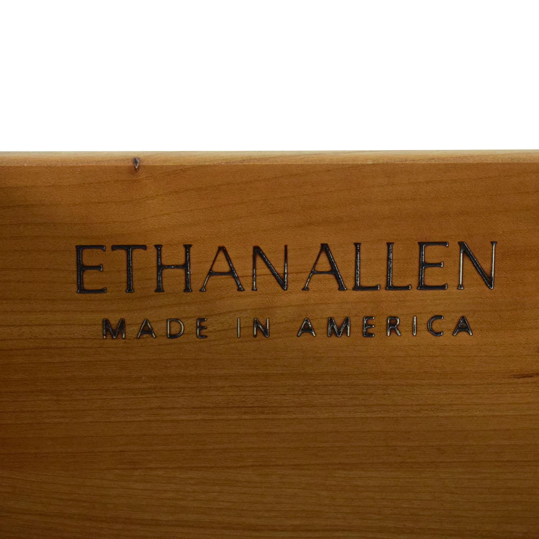 shop Ethan Allen Six Drawer Dresser Ethan Allen