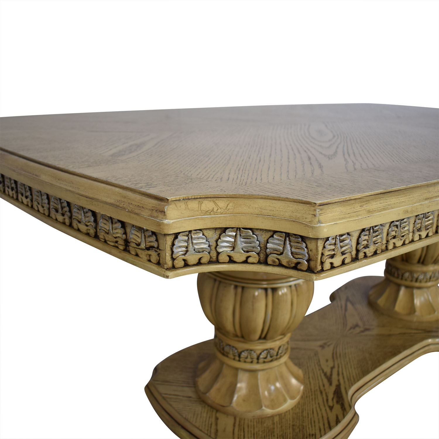 Extension Dining Table used