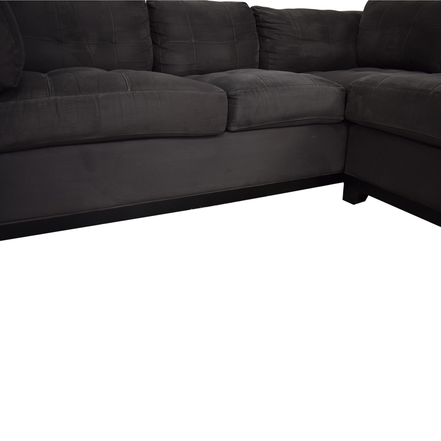 Cindy Crawford Home Cindy Crawford Home Two-Piece Sectional Sofas