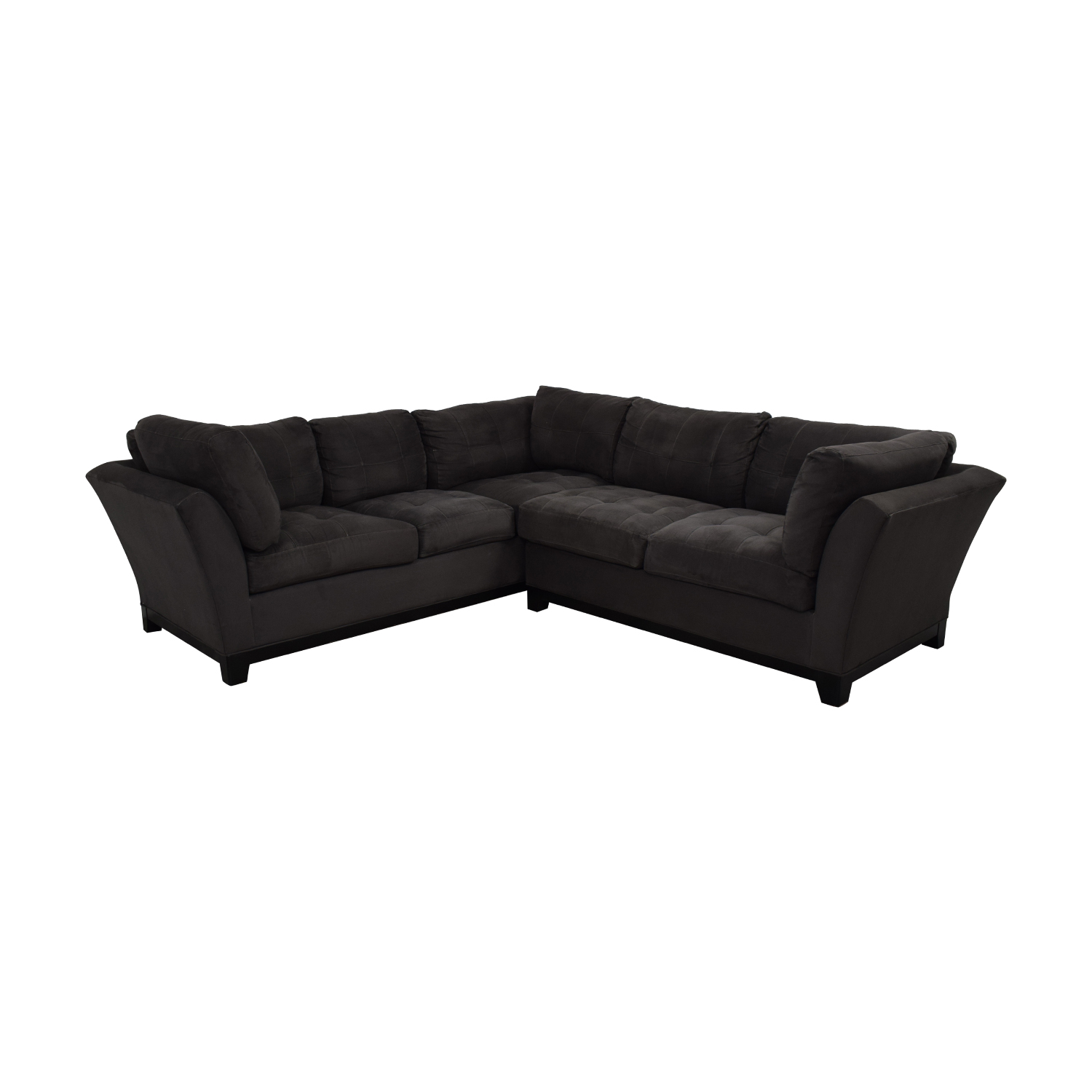 Cindy Crawford Home Cindy Crawford Home Two-Piece Sectional discount