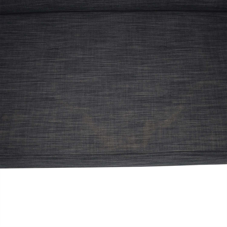 BoConcept BoConcept Kyoto Gray Tufted Sofa Bed nyc