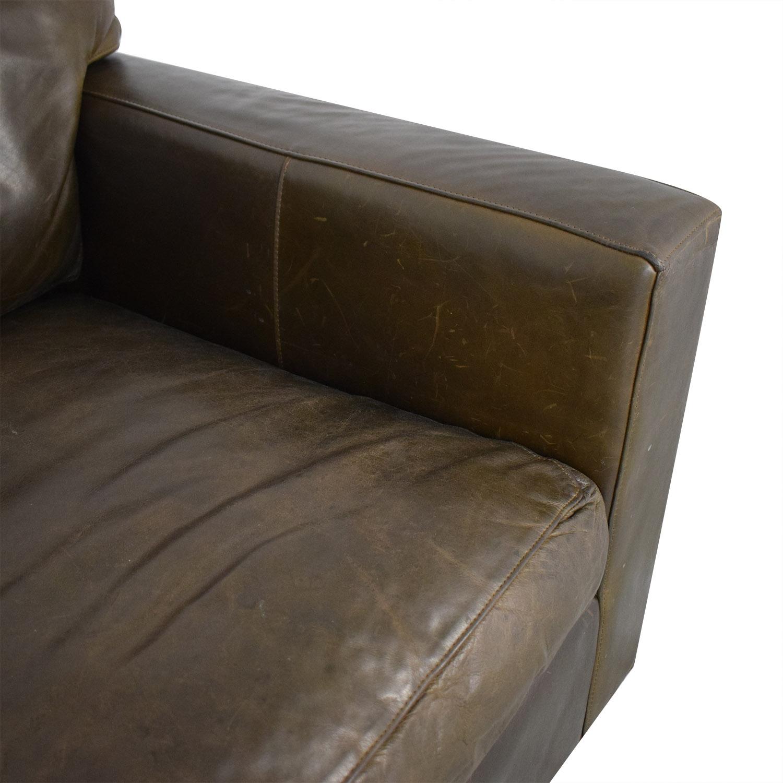 Crate & Barrel Crate & Barrel Axis II Three-Seat Sofa Sofas