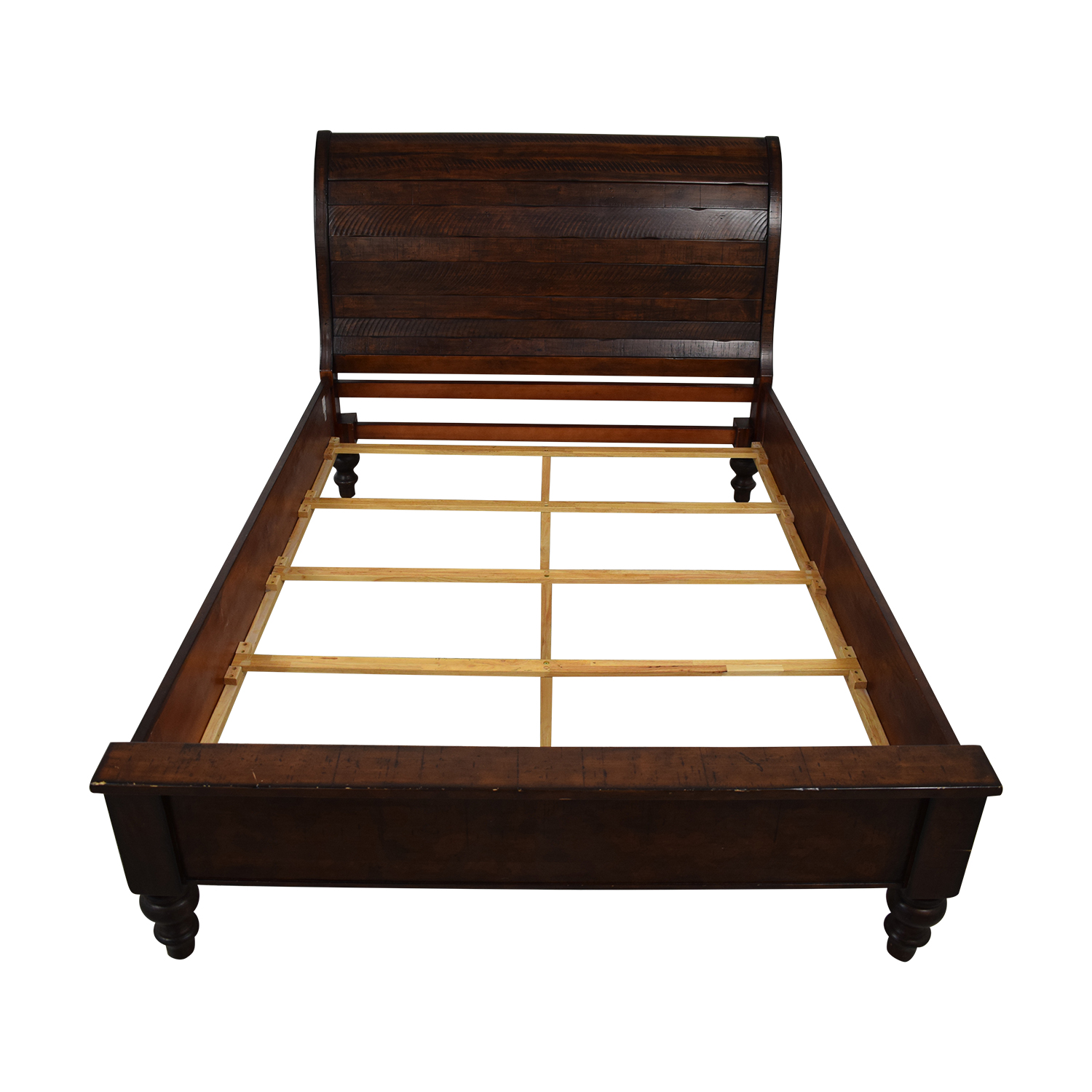 Pottery Barn Pottery Barn Ashby Sleigh Bed Beds