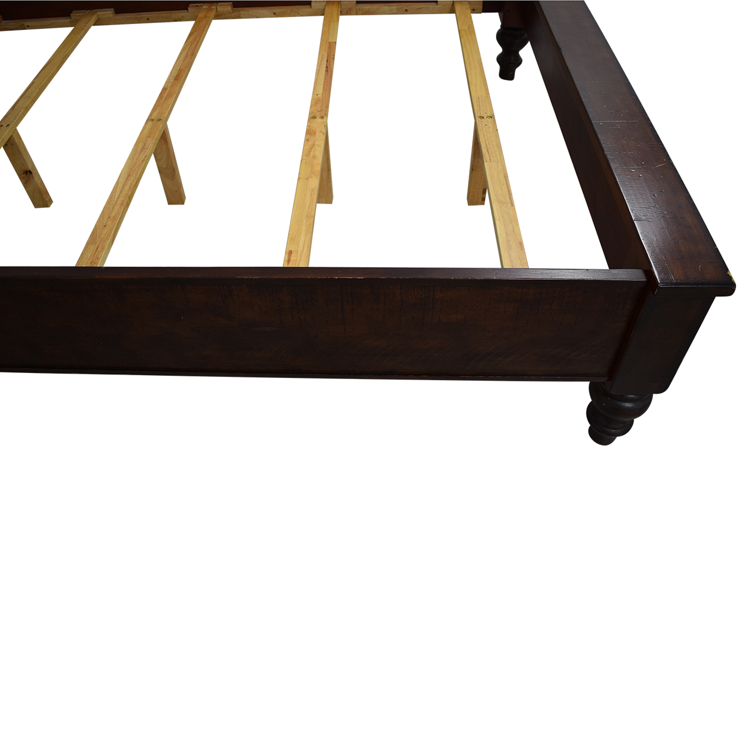 Pottery Barn Pottery Barn Ashby Sleigh Bed discount