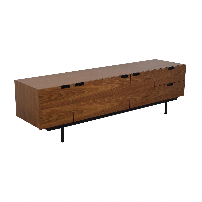 Modway Mid Century Modern TV Stand / Storage