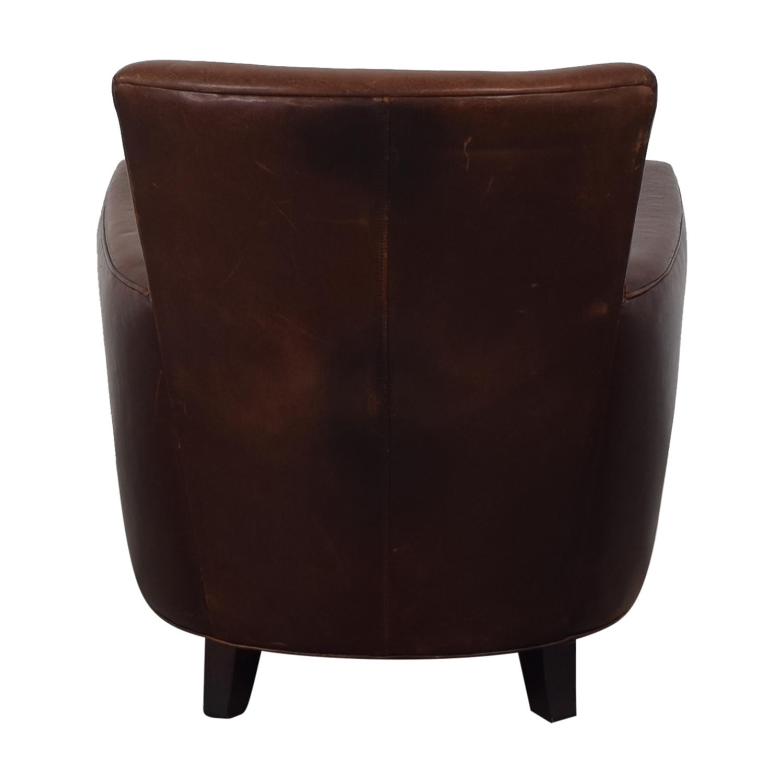 buy Crate & Barrel Briarwood Armchair Crate & Barrel