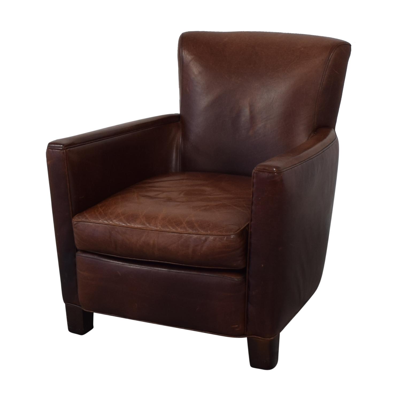 Crate & Barrel Briarwood Armchair sale