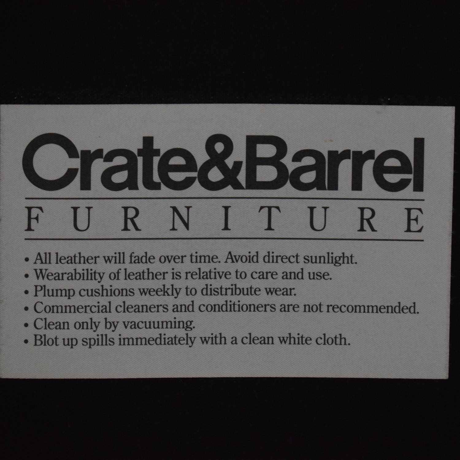 buy Crate & Barrel Briarwood Armchair Crate & Barrel Accent Chairs