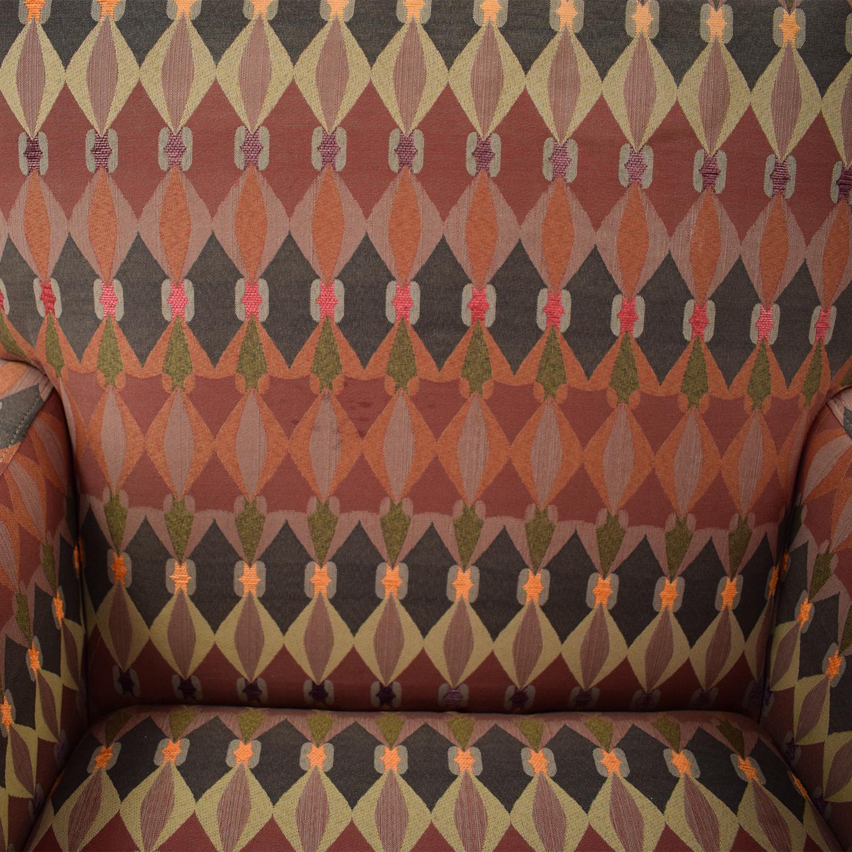 shop Crate & Barrel Tux Chair Crate & Barrel