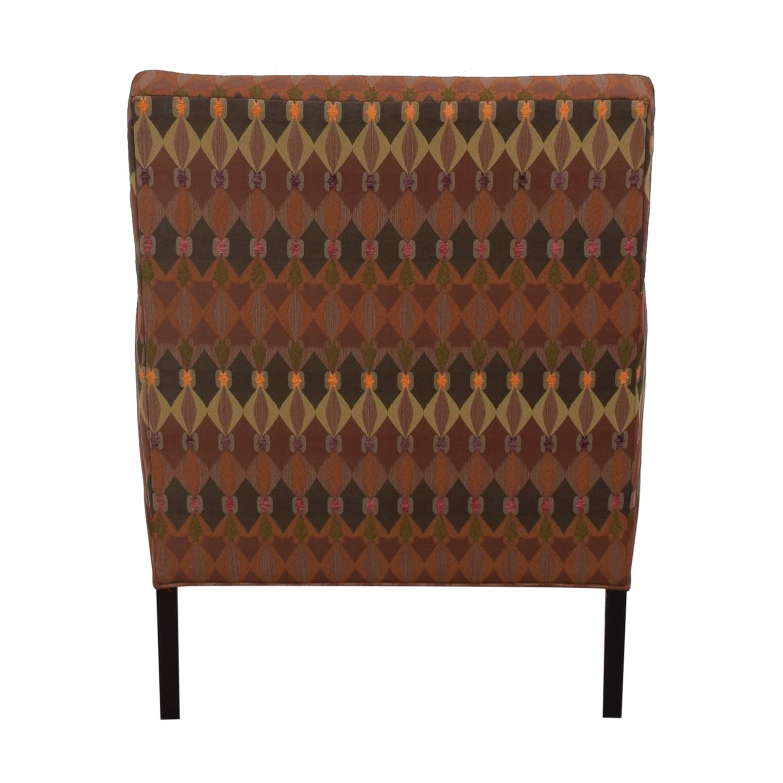 shop Crate & Barrel Tux Chair Crate & Barrel Accent Chairs